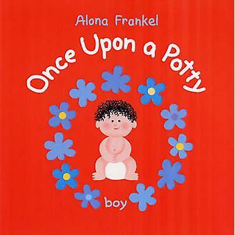 Il était un petit pot - Boy de Alona Frankel - livre 9781554072835