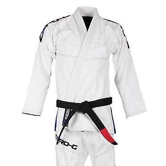 Tatami Fightwear Zero G V4 Ladies BJJ Gi White