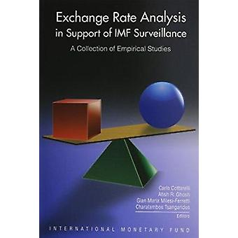 Exchange Rate Analysis in Support of IMF Surveillance by Carlo Cottar