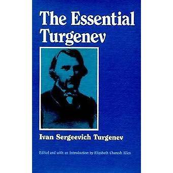 O essencial Turgenev por Ivan Turgenev - livro 9780810110854