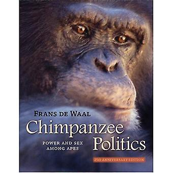 Scimpanzè politica: Potere e sesso tra scimmie