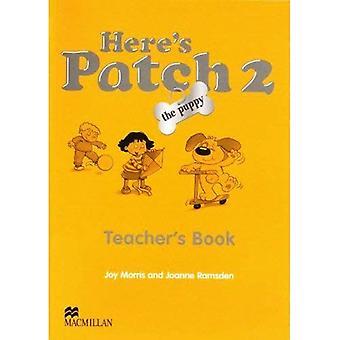 Hier ist die Welpen 2 Lehrerband Patch: Ebene 2