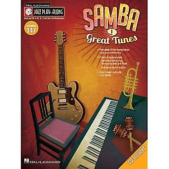 Jazz Play-Along Volume 147: Samba (Hal Leonard Jazz Play-Along)