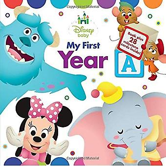 Disney Baby My First Year: Record and Share Baby's 'Firsts'