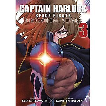 Kapten Harlock: Dimensionell Voyage Vol. 3