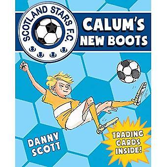 Calum's New Boots (Young Kelpies: Scotland Stars FC)