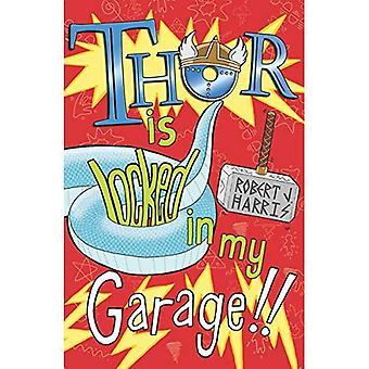 Thor is Locked in My Garage! (Kelpies)