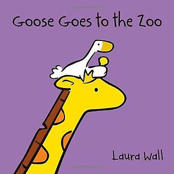 Gåsen går på Zoo