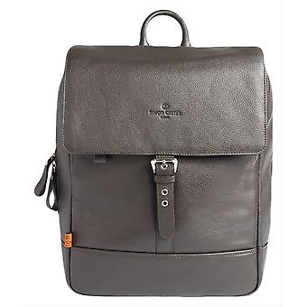Simon Carter Ramsgate Leather Backpack - Brown