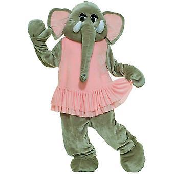 Elefante traje adulto