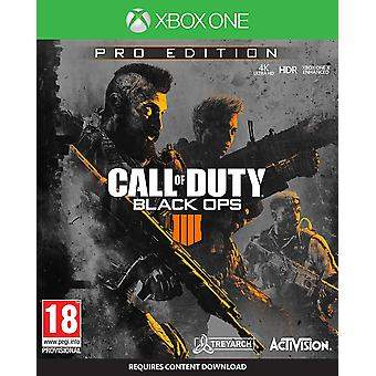 Call of Duty : Black Ops 4 Pro Edition (Xbox One)