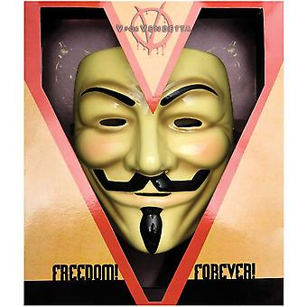 V For Vendetta maska