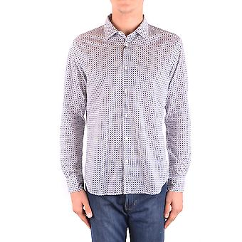 Altea Ezbc048097 Men's Camisa de Algodão Multicolor