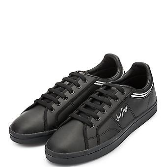 Fred Perry Sidespin Leather Men's Trainers B1180-102