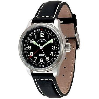 Zeno-Watch Herrenuhr NC Pilot Pointer date 9554Z-a1