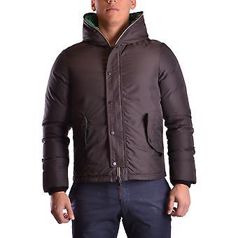 Duvetica Ezbc181006 Men's Brown Nylon Outerwear Jacket