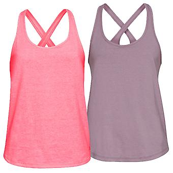 Under Armour Womens 2019 X-Back Tank T-Shirt