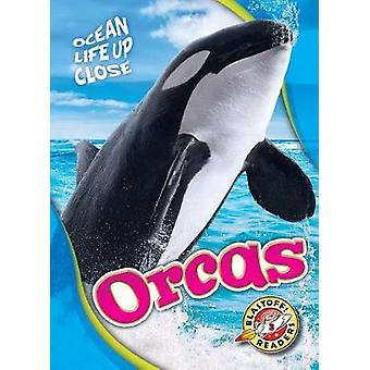 Orcas by Heather Adamson - 9781626176430 Book