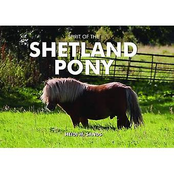 Spirit of the Shetland Pony by Heidi M. Sands - 9781906887599 Book