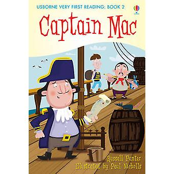 Captain Mac by Russell Punter - Paul Nichols - 9781409530626 Book