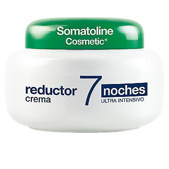 Somatoline Crema Reductor Intensivo 7 Noches 450 Ml For Women