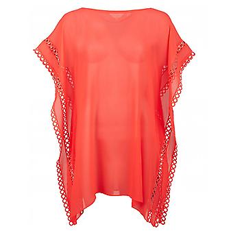 Ted Baker Circle Lace Square Cover Up