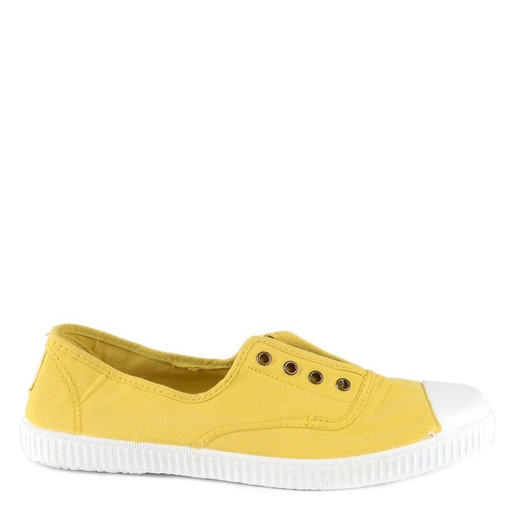 Victoria Shoes Dora Maiz Canvas Plimsoll 9FyN2