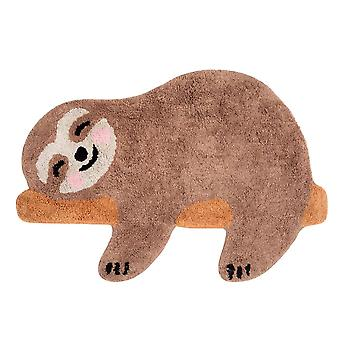 Happy Sloth Chill Zone Rug - Home Decoration