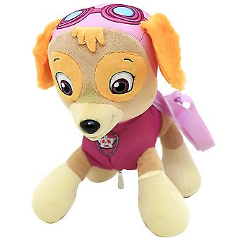 Plush Backpack - Paw Patrol - Skye Pink Soft Doll Bag New 659660