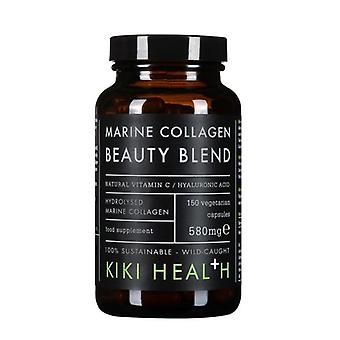 Kiki Health Marine Collagen Beauty Blend Vegicaps 150