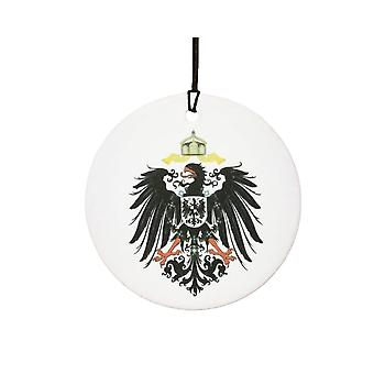 German Empire Coat Of Arms Car Air Freshener