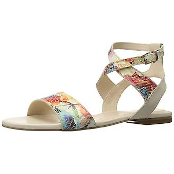 Cole Haan Womens Fenley Sandal Leather Open Toe Casual Ankle Strap Sandals