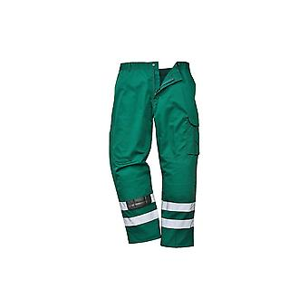 Portwest iona safety combat trousers s917