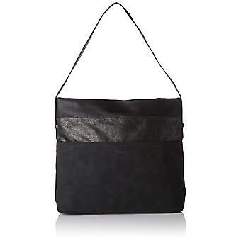 Tamaris Khema - Bolsos de hombro Donna Schwarz (Black Comb) 12x33x35cm (B x H T)