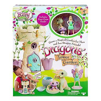 My Fairy Garden - Dragons' Tower Garden