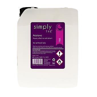 Hive Simply Pure Acetone 5 Litre