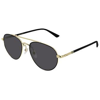GUCCI GGG0388S Golden/Dark Grey Black