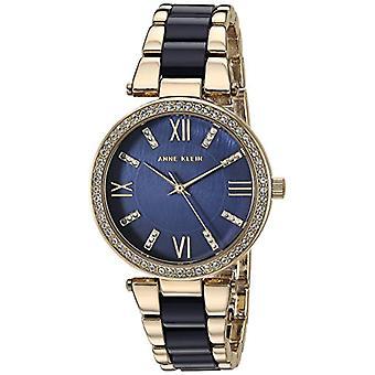 Anne Klein Clock Woman Ref. AK/3350NVGB