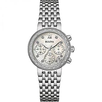 Bulova 96w204 kvinder ' s Diamond armbåndur