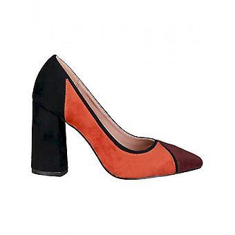 Fontana 2.0 - Shoes - High Heels - VALERIA_MARRONE-VERDE - Women - saddlebrown,sienna - 40