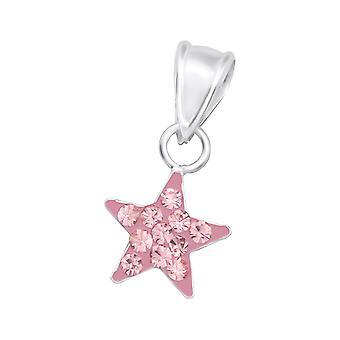 Star - 925 Sterling Silver Pendants - W15246x