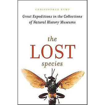Lost Species by Christopher Kemp