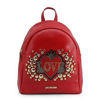 Amore moschino donne's zaino - jc4105pp18lt, rosso