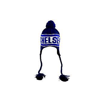 Chelsea FC officiële volwassenen Unisex hoed truc brei hoed