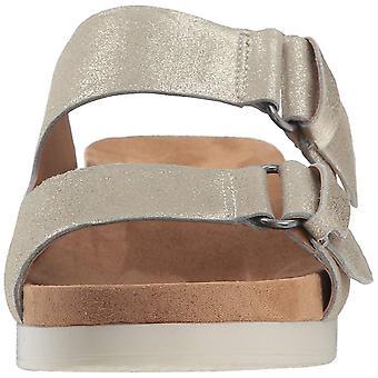 Lucky Brand kvinner LK-FENIYA skinn åpen tå casual Slide sandaler