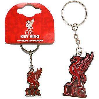 Portachiavi Crest di Liverpool FC calcio ufficiale