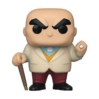 राजा पिन चमत्कार 80 वीं पहली उपस्थिति Funko पॉप बॉबल सिर