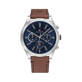 Tommy Hilfiger Wristwatch Men's Mulit Function Day Weekday ASHTON 1791741