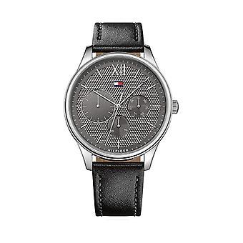 Tommy hilfiger men's watch black 1791417