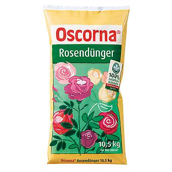 OSCORNA® rose fertilizer, 10.5 kg